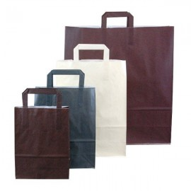 Papiertragetaschen SHOPPER Colorati Su